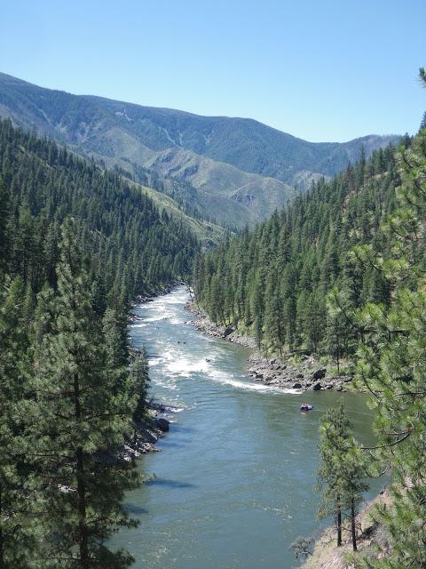 Scenic River of No Return